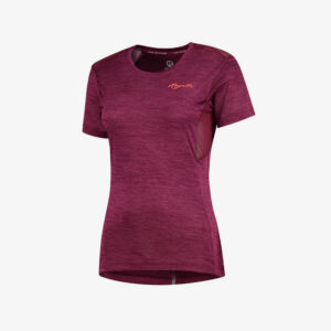 Afbeelding Rogelli Running T-shirt Aura hardloopshirt cherise