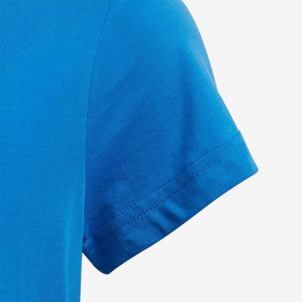 Afbeelding Adidas YG E Lin t-shirt junior blauw