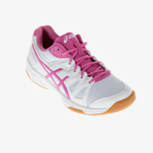Afbeelding Asics Gel Upcourt GS handbalschoenen wit rozet