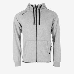 Afbeelding Stanno Ease Fullz zip hoodie uni grijs