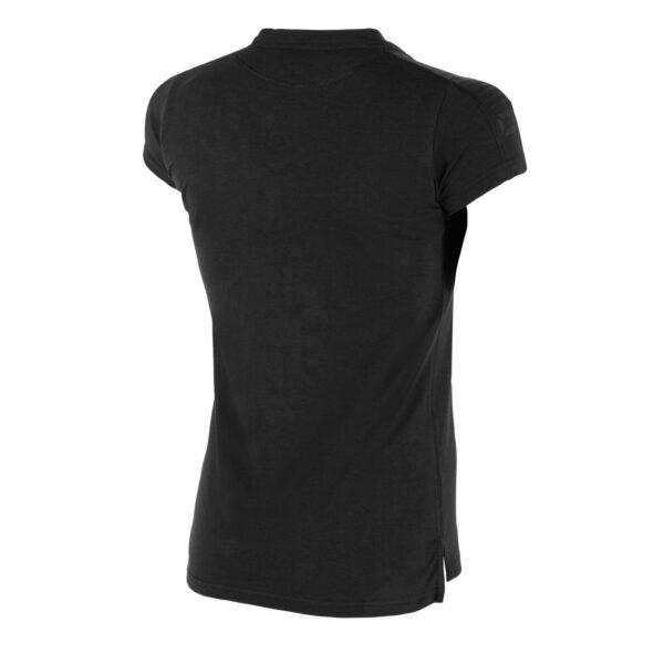 Afbeelding Stanno Ease T-shirt dames zwart