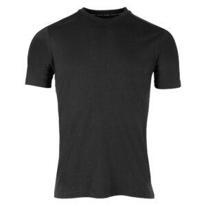 Afbeelding Stanno Ease T-shirt heren zwart