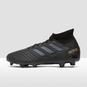 Afbeelding Adidas Predator 19.3 FG voetbalschoenen zwart