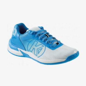 Afbeelding Kempa Attack 2.0 dames handbalschoenen blauw/wit