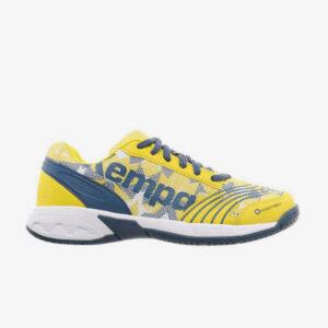Afbeelding Kempa Attack junior handbalschoen geel