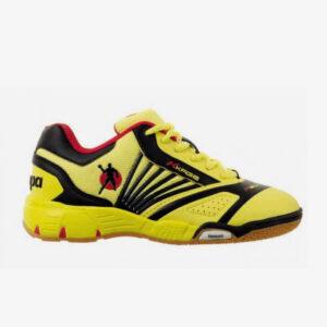 Afbeelding Kempa Hurricane junior handbalschoen geel