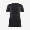 Afbeelding Craft active intensity thermoshirt dames zwart