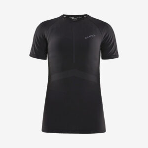 Afbeelding Craft active intensity thermoshirt dames zwart