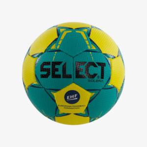 Afbeelding Select Solera handbal groen/geel