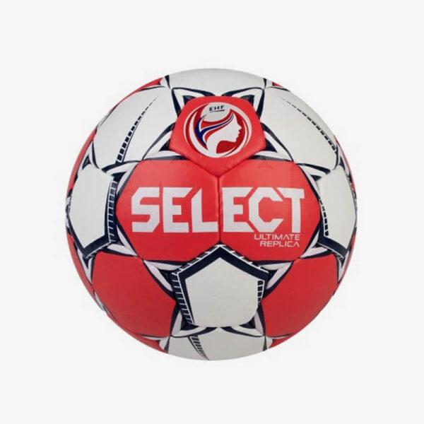 Afbeelding Select Ultimate replica EK 2020 handbal dames rood/wit