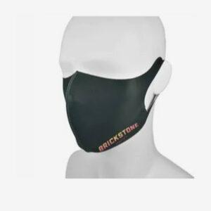 Araco gezichtsmasker scuba mondkapje zwart bedrukt