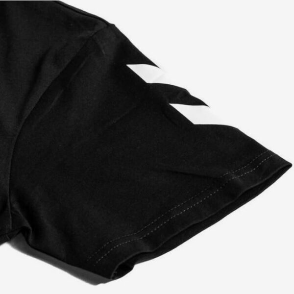 Afbeelding Hummel go cotton t-shirt zwart