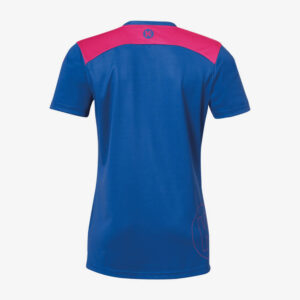Afbeelding Kempa Emotion 2.0 sportshirt dames achterkant blauw/paars