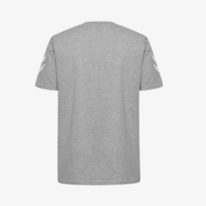 Afbeelding Hummel go cotton t-shirt grijsmelange