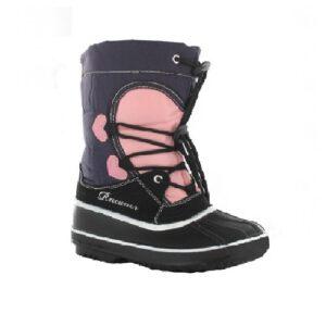Afbeelding Rucanor Frost snowboots junior paars/roze