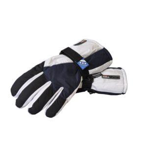 Afbeelding Rucanor Wybe skihandschoenen zwart wit