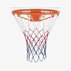 Afbeelding Rucanor basketbalring met net oranje