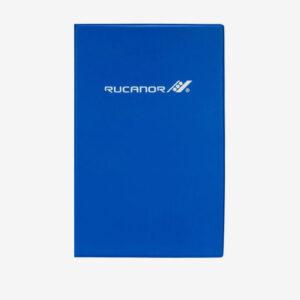 Afbeelding Rucanor coachboard handbal blauw voorkant