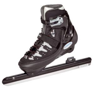 Afbeelding Ving 3592 klapschaats schaatsen zwart