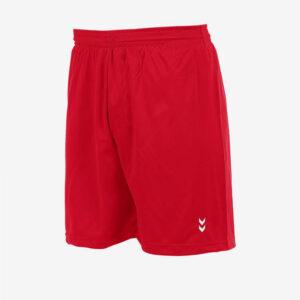 Afbeelding Hummel euro short sportbroek rood