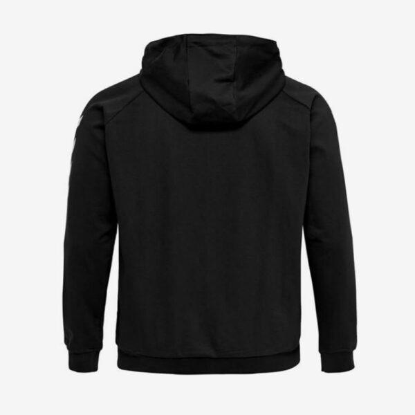Afbeelding Hummel Go Cotton zip hoodie uni zwart