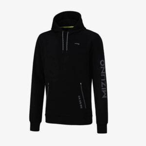 Afbeelding Mizuno Heritage hoodie zwart