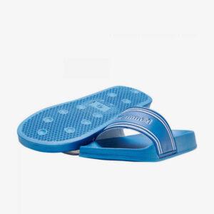 Afbeelding Hummel Pool side retro badslippers blauw