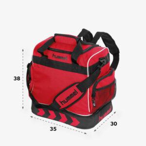 Afbeelding Hummel Pro Bag Supreme rood