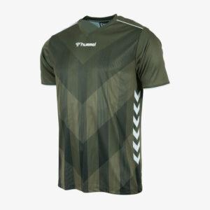 Afbeelding Hummel Zero limited shirt sportshirt uni legergroen