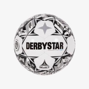 Afbeelding Derbystar eredivisie design classic light 21/22 voetbal wit/zwart