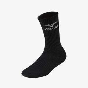 Afbeelding Mizuno indoorsokken handbal sokkenzwart