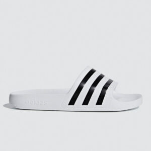 Adidas Adilette aqua badslipper wit