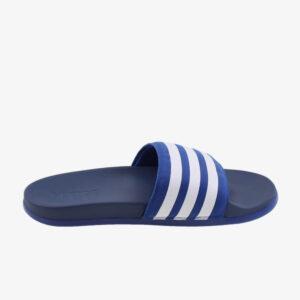 Afbeelding Adidas Cloudfoam badslippers blauw