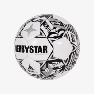 Afbeelding derbystar eredivisie design 21/22 voetbal wit/zwart