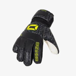 Afbeelding Stanno Volare junior keepershandschoenen zwart/geel