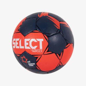 Afbeelding Select Ultima replica WK handbal 2021 dames trainingsbal oranje/marine